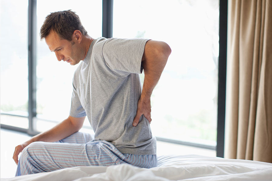 MINOR BACK PAIN RELIEF