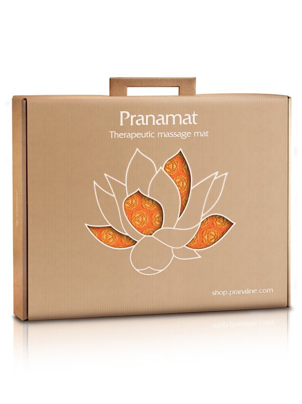 Pranamat ECO Pranamat ECO Orange & Orange - Gift Box
