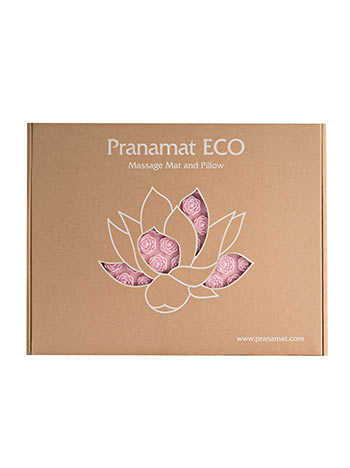 Pranamat ECO Pranamat ECO + PranaPillow  Pink Pearl - illustration