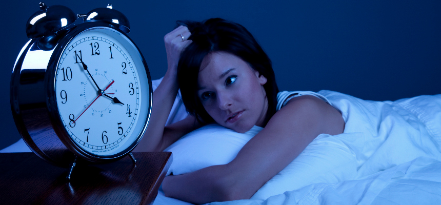 5 negative effects lack of sleep has on your health