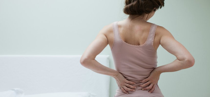 Lower back exercises to ease the pain