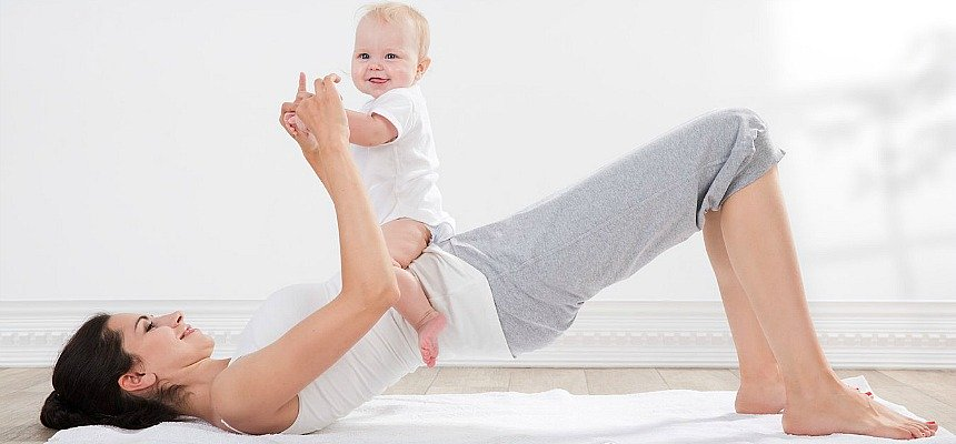 Easy methods for getting your body back after pregnancy