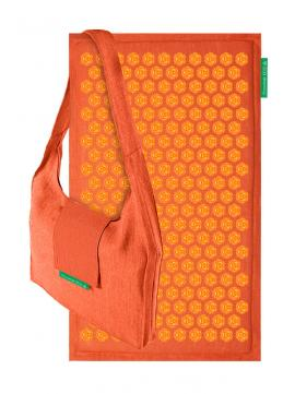 Pranamat ECO Orange & Orange + Bag